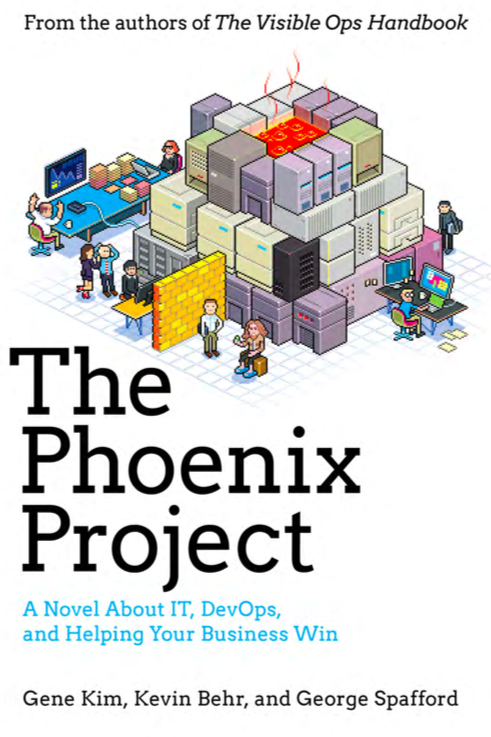 "Review of Gene Kim's novel, ""The Phoenix Project"""